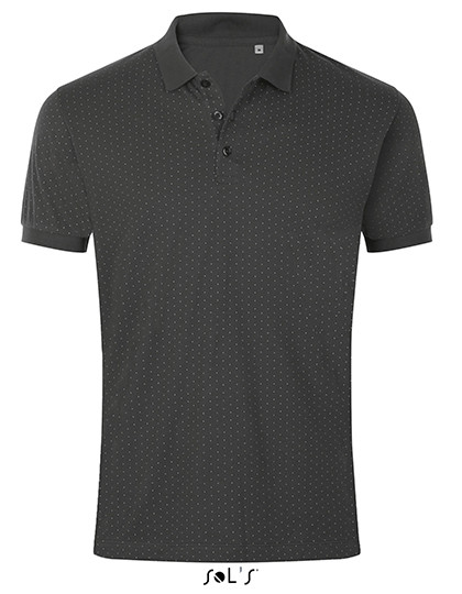 L01706 SOL´S Brandy Men Polo